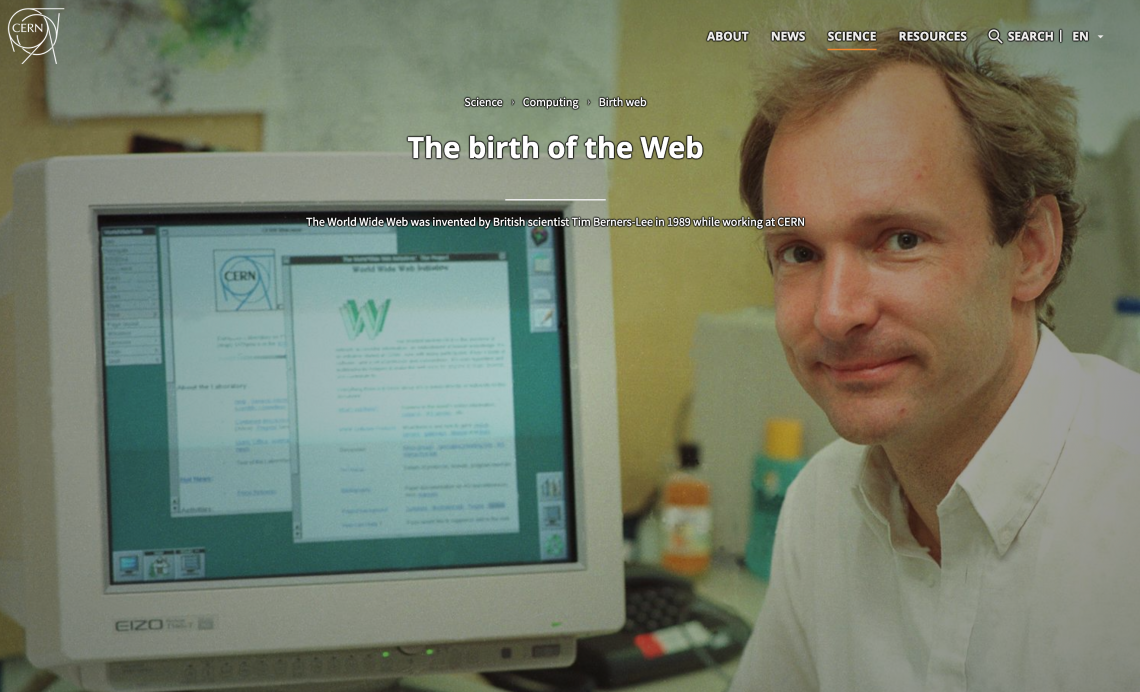 The_birth_of_the_Web___CERN